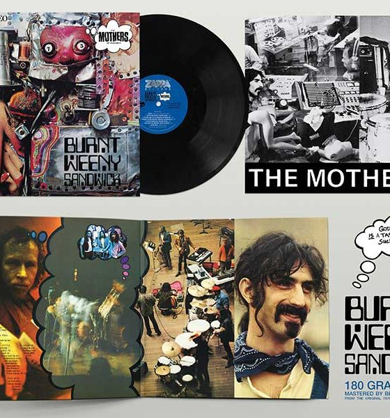 Frank Zappa Burnt Weeny Sandwich 180g vinyl lp web optimised 1000
