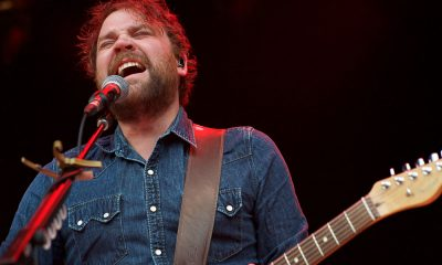 Frightened Rabbit photo by Earl Gibson III and WireImage