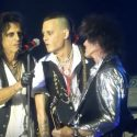 Watch Johnny Depp Lead Hollywood Vampires On David Bowie's 'Heroes'