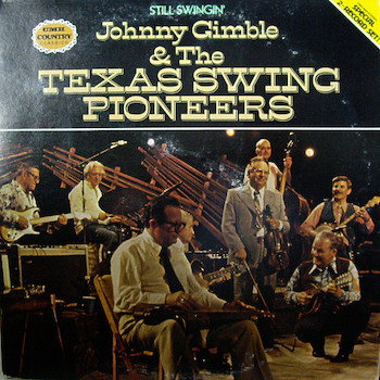 Johnny Gimble Texas Swing Pioneers