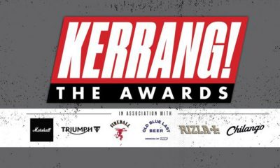 Guns N Roses Metallica Kerrang Awards