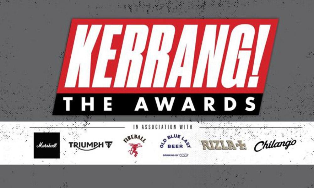 Guns N Roses Metallica Kerrang Awards