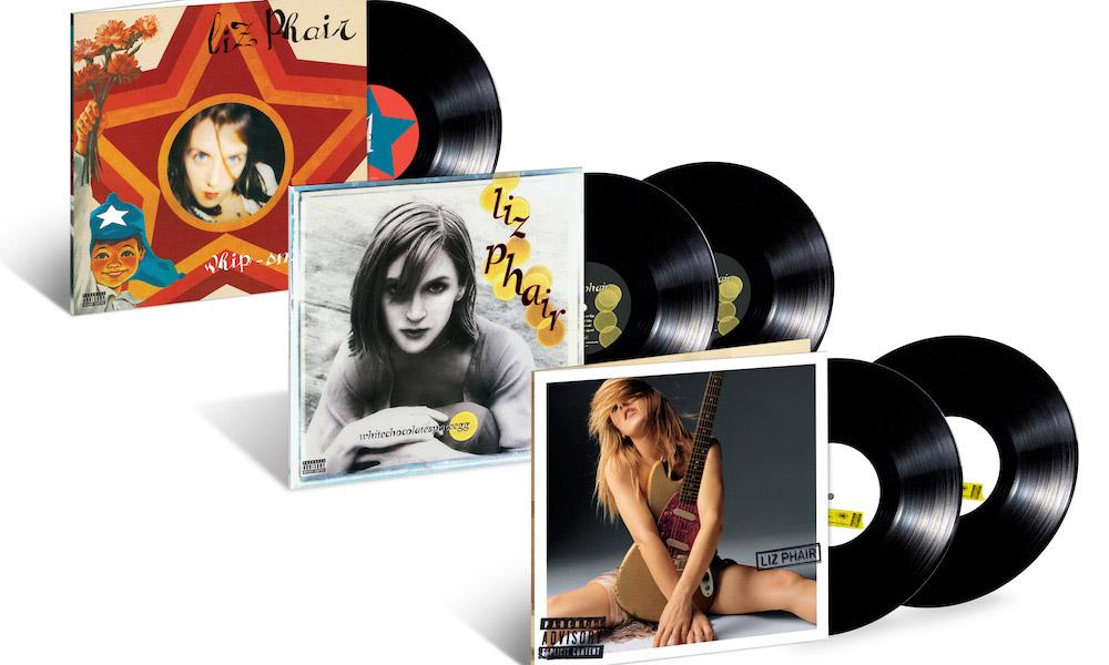 Liz Phair Albums Vinyl Debuts