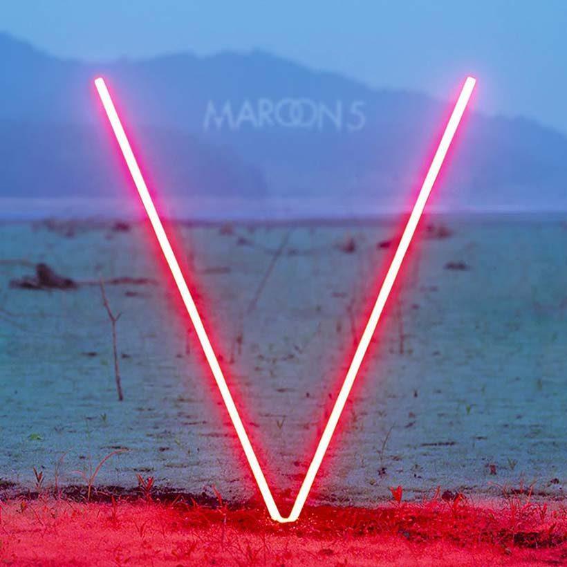 Maroon 5 V Album Cover Web Optimised 820