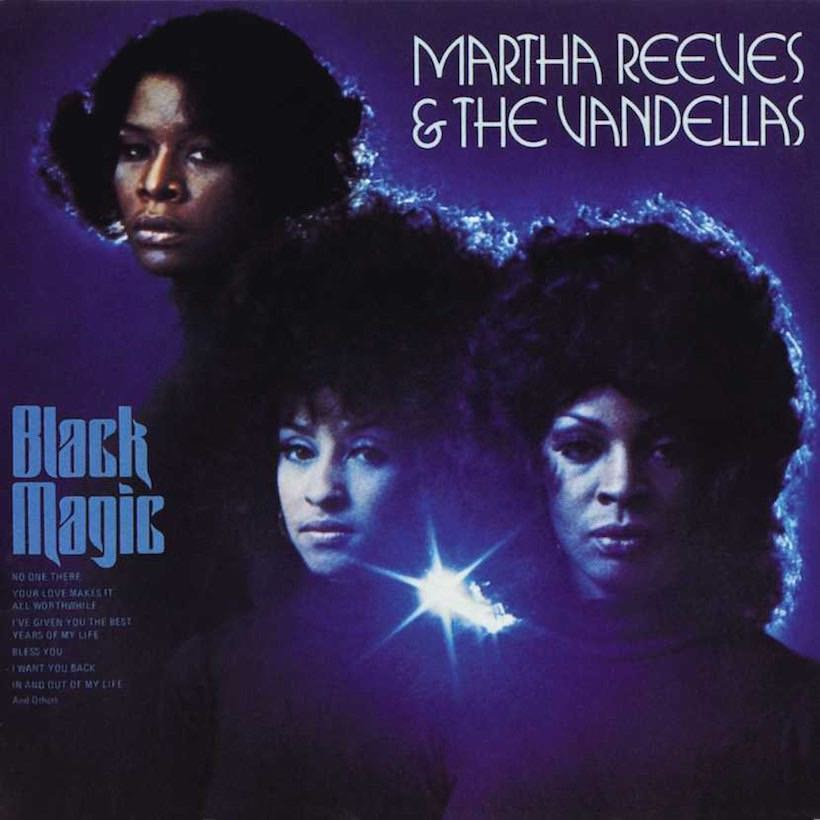 Martha Reeves Vandellas Black Magic