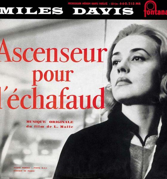 Miles Davis - Ascenseur Pour L'Échafaud album cover web optimised 820