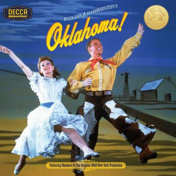 Oklahoma Original Cast Album 75th