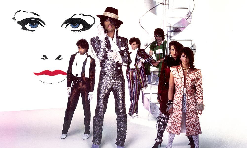 Prince Revolution European Tour