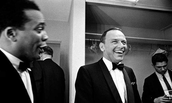 Frank Sinatra Standing Room Only Press Shot [03] - CREDIT Frank Sinatra Enterprises