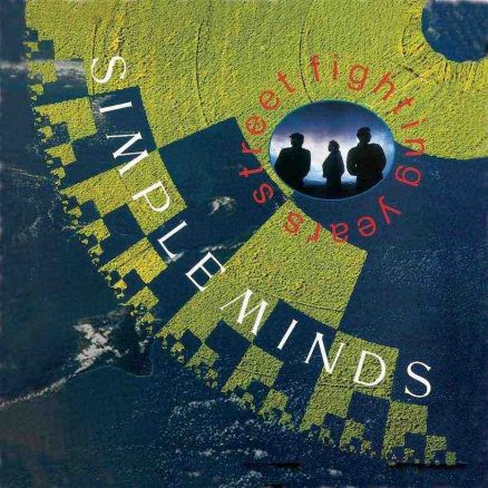 Street Fighting Years Simple Minds