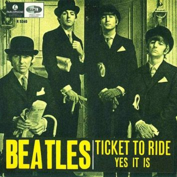 Ticket To Ride Beatles