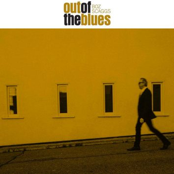 Boz Scaggs Out Of The Blues Artwork