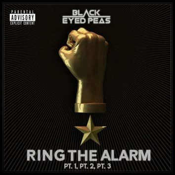 Black Eyed Peas Ring Alarm