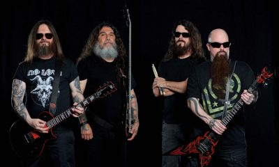 Slayer European Farewell Tour Slayer