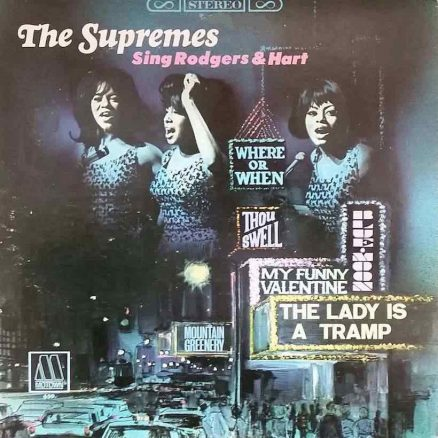 supremes sing rodgers hart