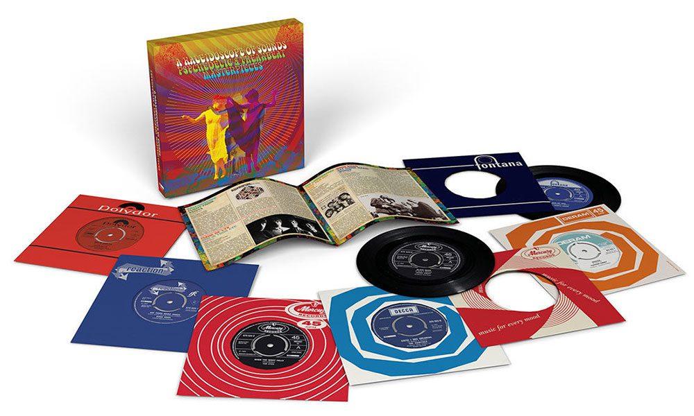 Psych Vinyl Box Kaleidoscope Sounds