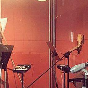 ABBA New Songs Recording Studio
