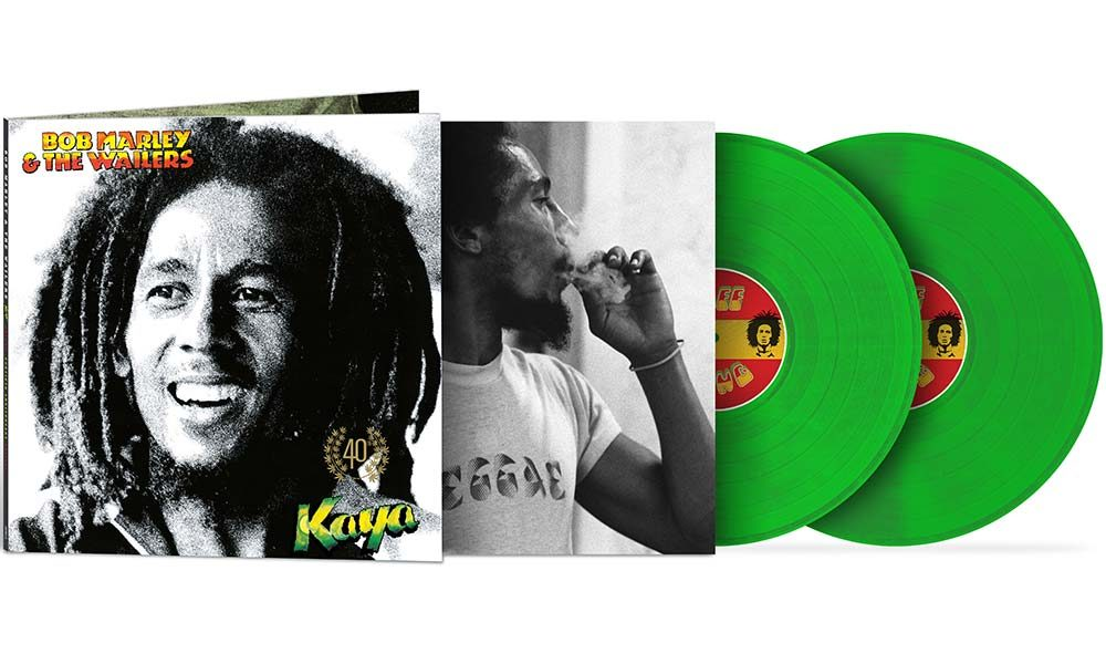 Bob Marley Kaya pack shot