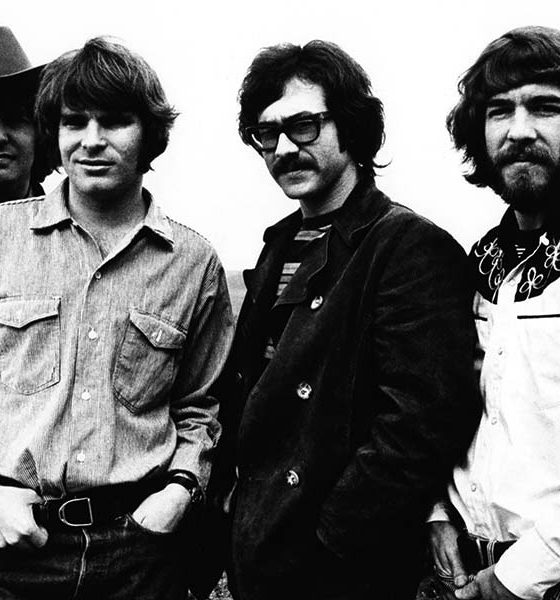 Creedence Clearwater Revival, Jim Marshall