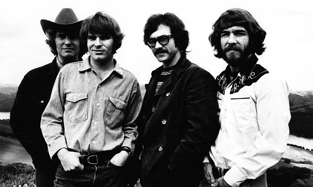 New Creedence Clearwater Revival 'Fortunate Son' Video Launches CCR50