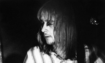 Danny Kirwan photo by Fin Costello and Redferns
