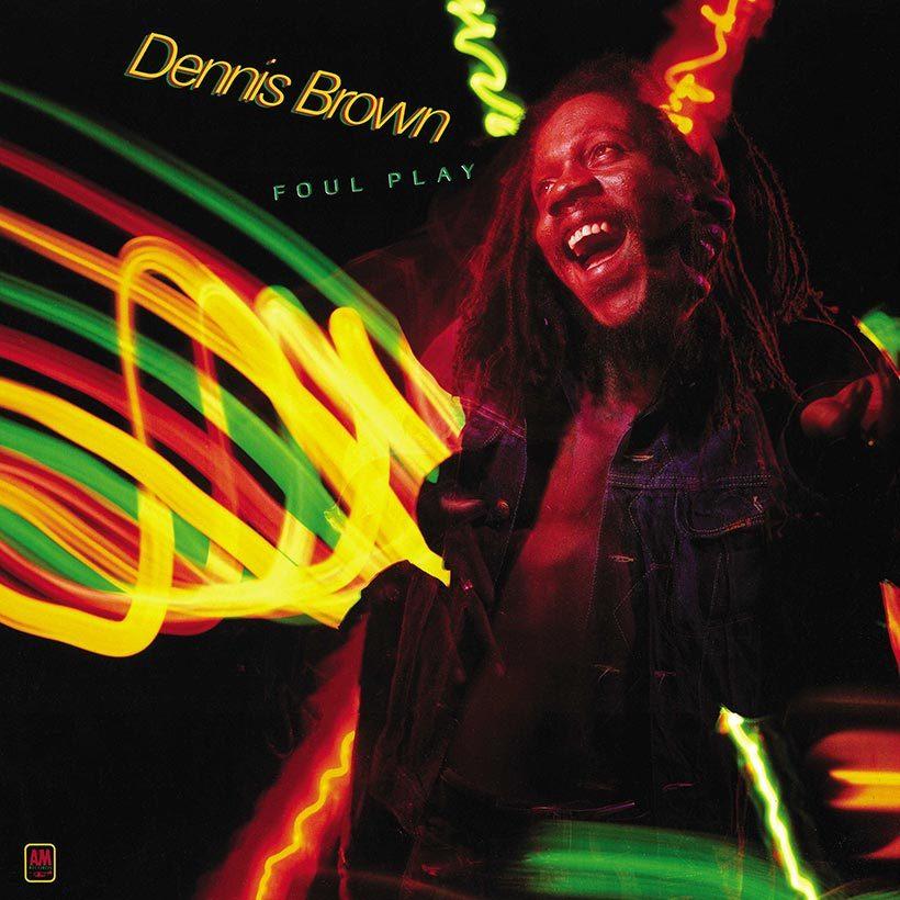 Dennis Brown Foul Play Album Cover Web optimised 820
