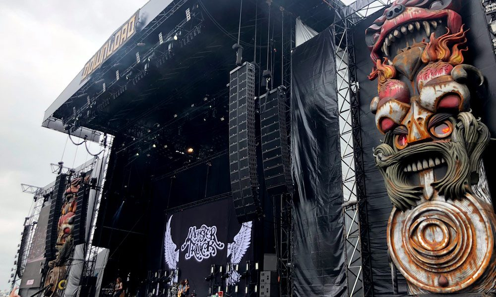 Download Festival Stage