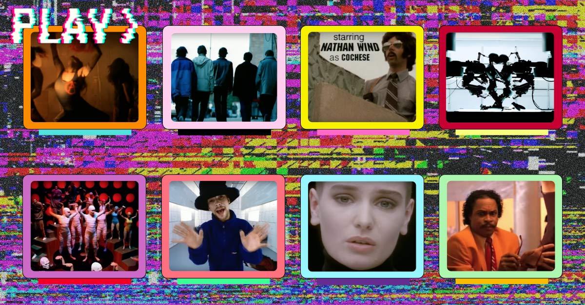 90s Music Videos: 20 Decade-Defining Promos | uDiscover