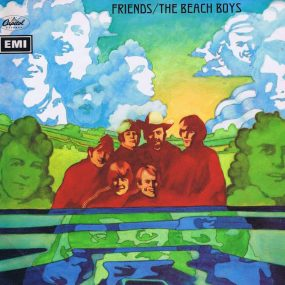 Beach Boys Friends album