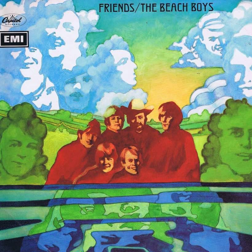 Beach Boys Friends album