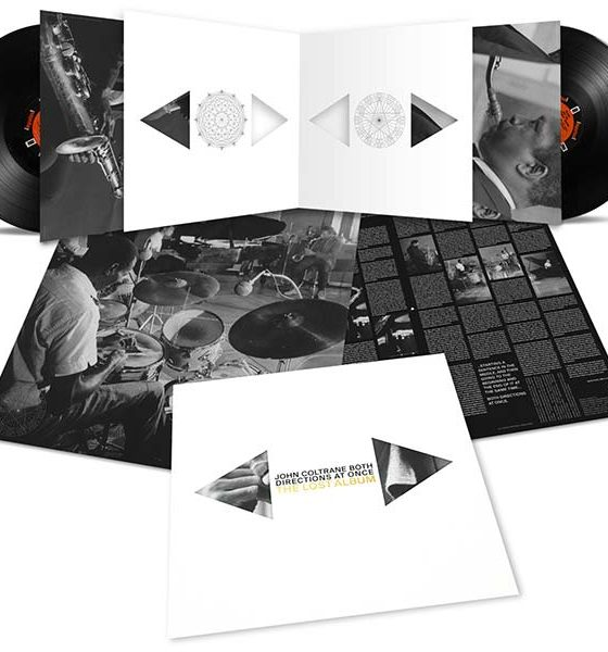 John Coltrane Both Directions At Once 2LP deluxe vinyl packshot web optimised 1000