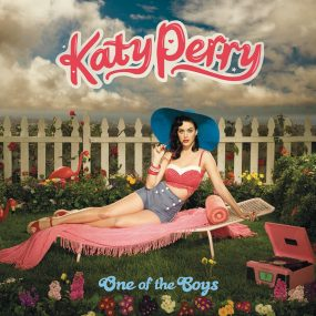 Katy Perry One Of The Boys Album Cover web optimised 820