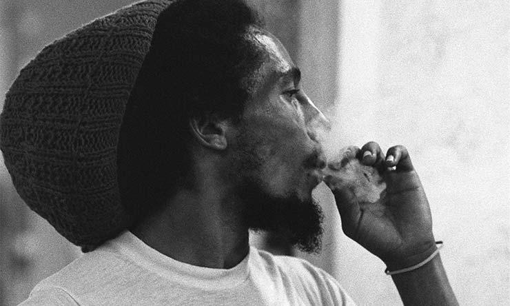 Bob Marley Kaya credit Dan Asher