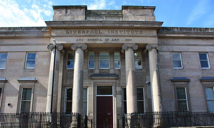 Liverpool Institute Of Performing Arts Featured Image