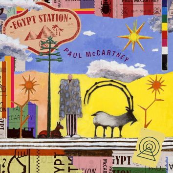 Egypt Station Paul McCartney Billboard