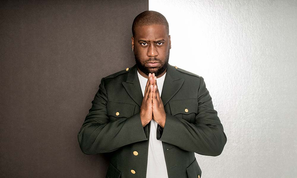 Robert Glasper R+R=NOW Collagically Speaking press shot web optimised 1000 - CREDIT - Mathieu Bitton