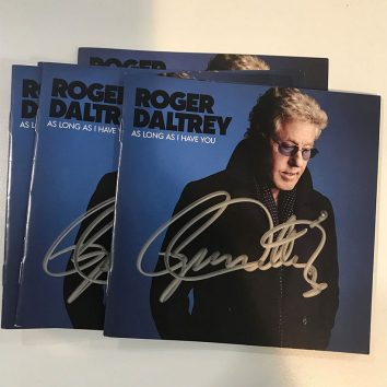 Roger Daltrey Teenage Cancer Trust