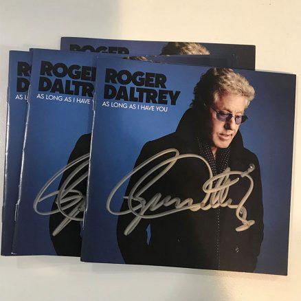 Roger Daltrey Teenage Cancer Trust