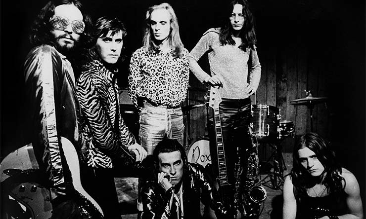 Roxy Music debut album press shot 01 740