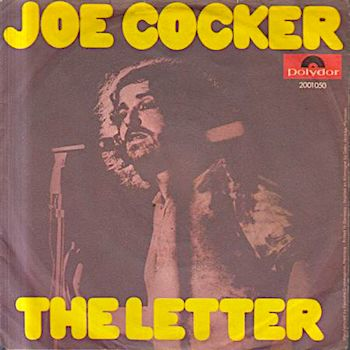 Joe Cocker The Letter