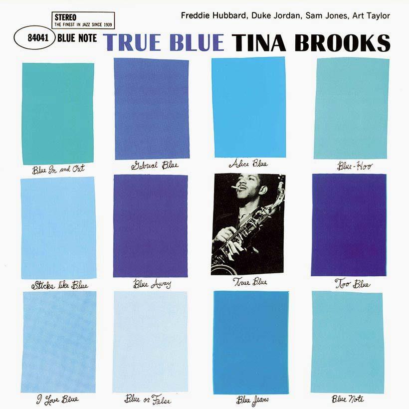 Tina Brooks True Blue album cover 820 brightness