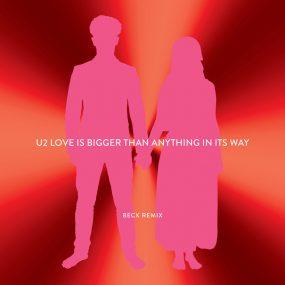 Beck Remix U2 Love Bigger