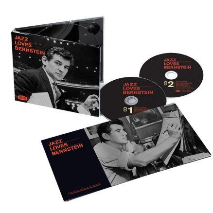 Two Disc Jazz Loves Bernstein