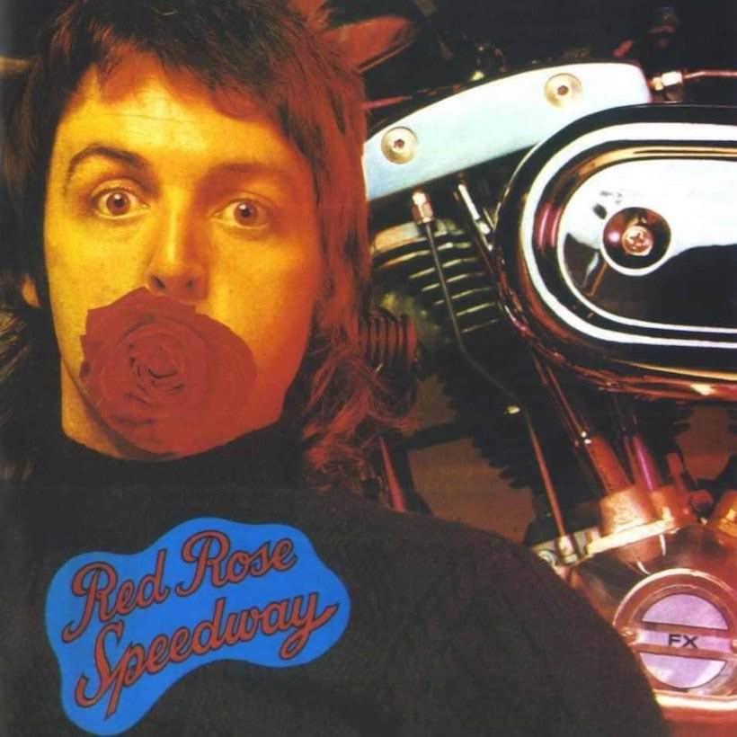 Paul McCartney Wings Red Rose Speedway