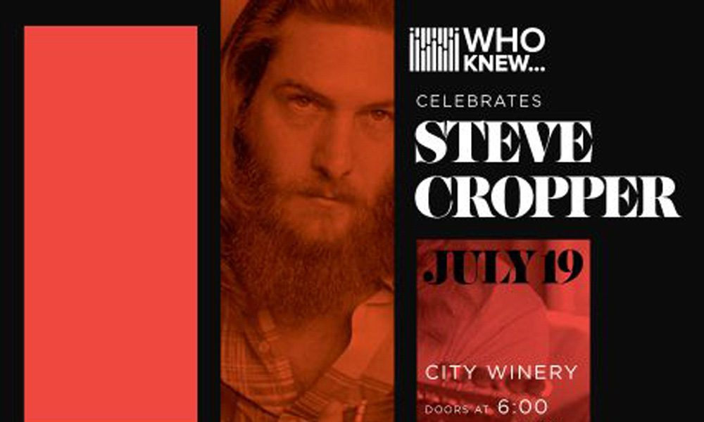 Nashville Event Stax Steve Cropper
