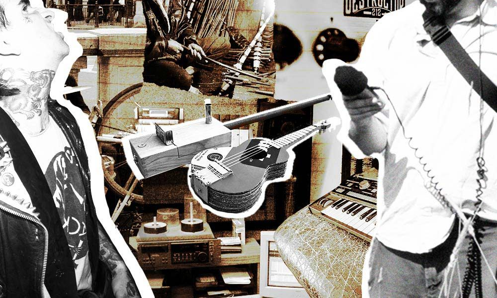 DIY Music Feature