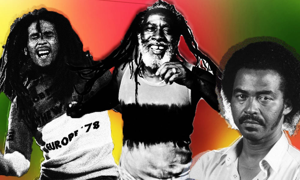 Best Reggae Singers 20 Of Reggaes Greatest Voices Udiscover