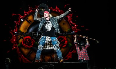 Guns N Roses Not In This Lifetime Tour Dates