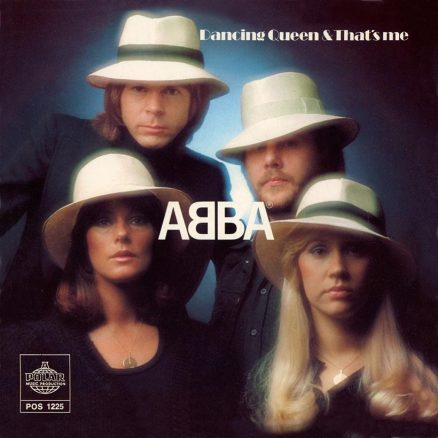 ABBA Dancing Queen Single artwork web optimised 820