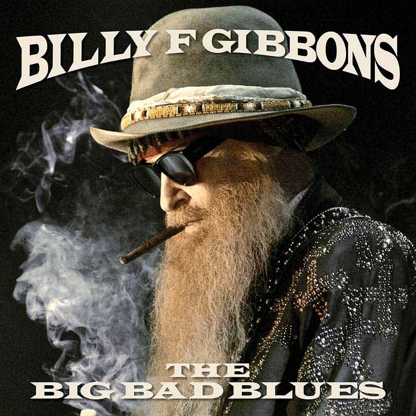 Billy Gibbons The Big Bad Blue